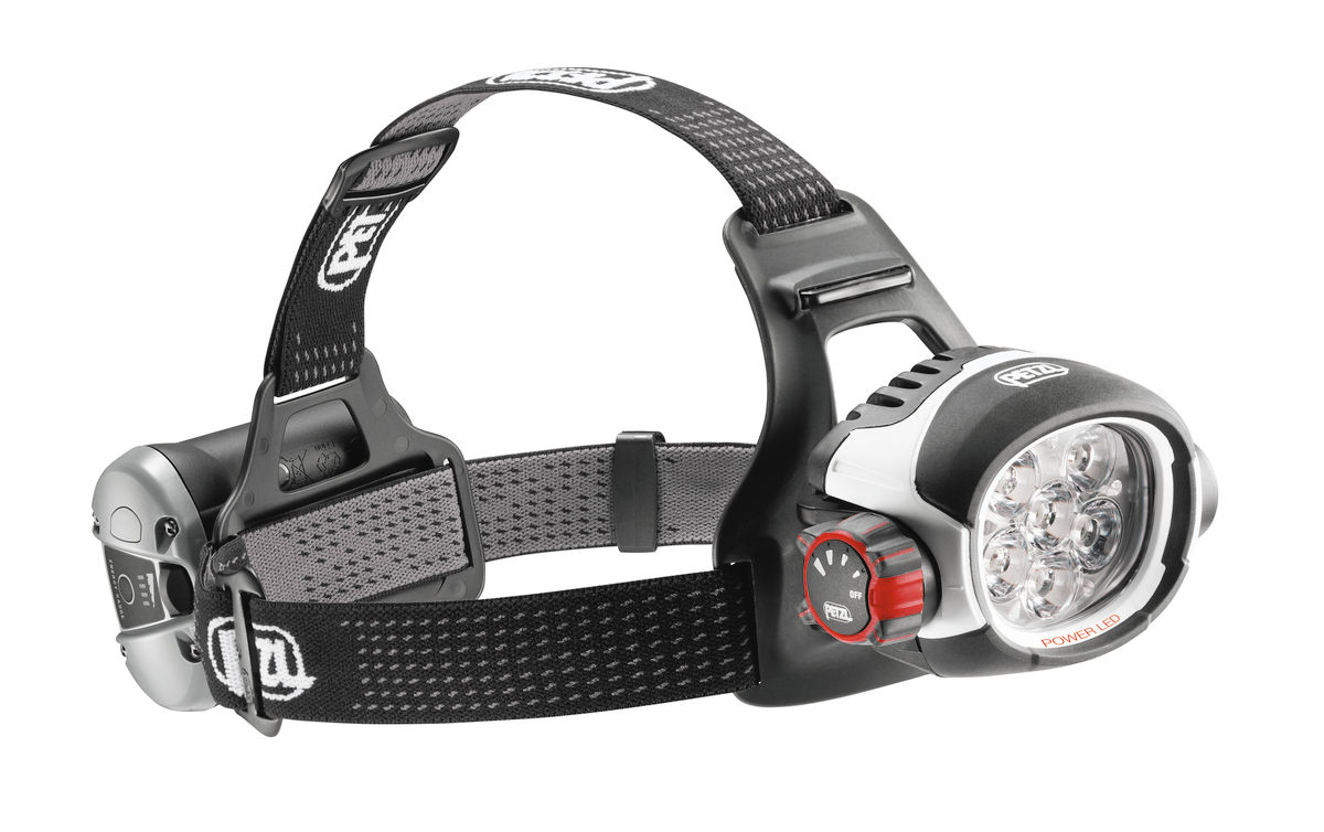 Petzl Ultra Rush Headlamp comprehensive review (E52 H)
