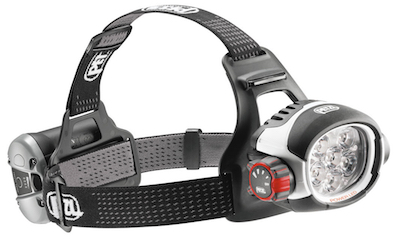 Petzl Ultra Rush Headlamp, the best headlamp 2017.