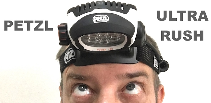 Petzl Ultra Rush is best herping headlamp - rated by independent team of raters.