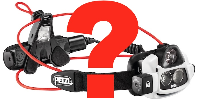 Which headlamp company is best? Petzl.